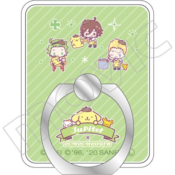 アイドルマスター SideM スマートフォンリング サンリオキャラクターズ Jupiter