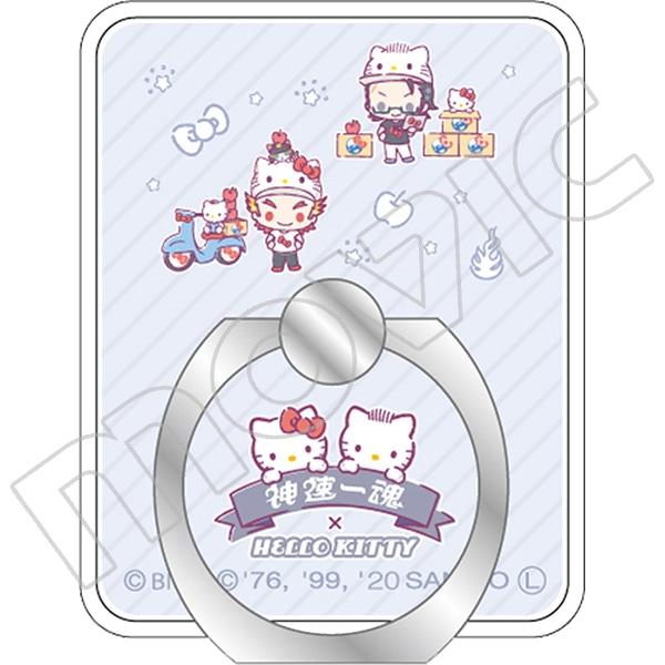 アイドルマスター SideM スマートフォンリング サンリオキャラクターズ 神速一魂