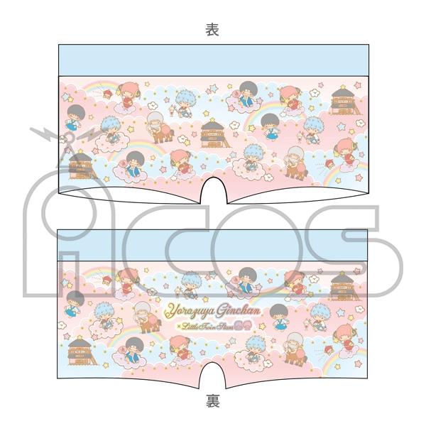 銀魂 ボクサーパンツ YOROZUYA×LITTLE TWIN STARS 銀魂×サンリオキャラクターズ