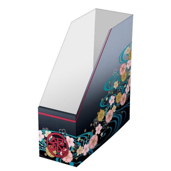 銀魂 ファイルBOX/春の和柄