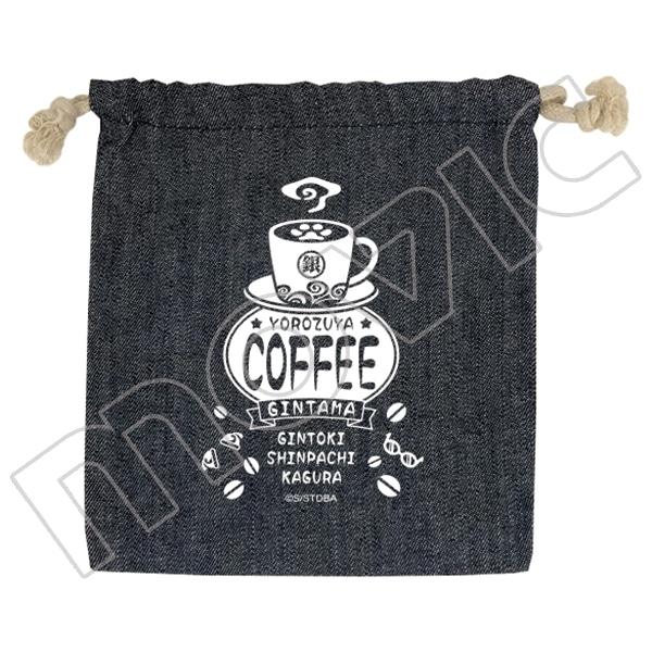 銀魂 巾着&コーヒーセット