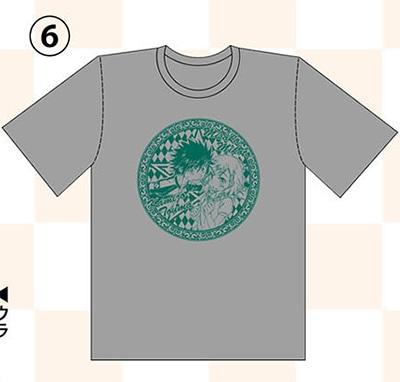 新約とある魔術の禁書目録(原作柄) Tシャツ