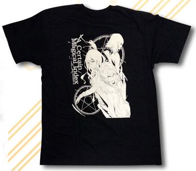 新約 とある魔術の禁書目録(原作版) Tシャツ