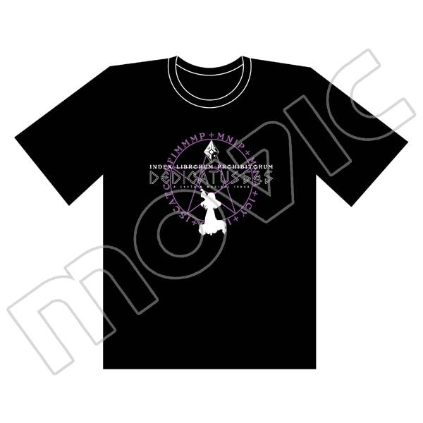 とある魔術の禁書目録�V Tシャツ インデックス