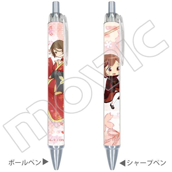 初音ミクシリーズ ボールペン&シャープペンセット MEIKO