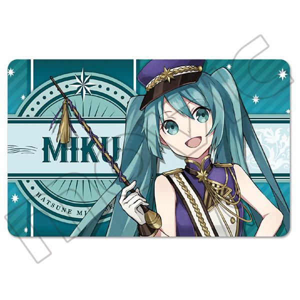 初音ミクシリーズ ファン証明カード ミク