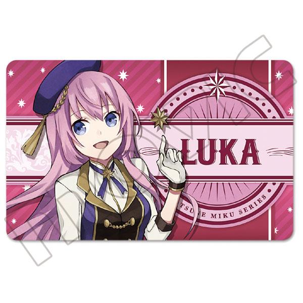 初音ミクシリーズ ファン証明カード ルカ