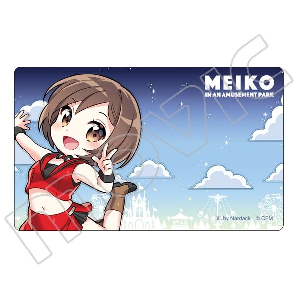 初音ミクシリーズ ミニカードセット Nardack MEIKO