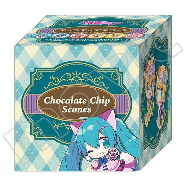 初音ミクシリーズ チョコチップスコーン 由杞 不思議の国のアリス