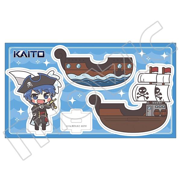 初音ミクシリーズ ゆらゆらアクリルスタンド 雪乃たまご パイレーツ KAITO
