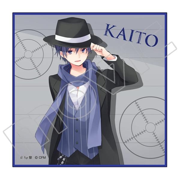 初音ミクシリーズ ミニタオル 黎 KAITO