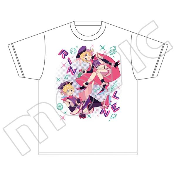 初音ミクシリーズ Tシャツ 4 スペースパイレーツ 男性用フリーサイズ