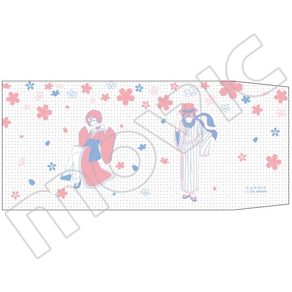 初音ミクシリーズ ブックカバー KAITO&MEIKO
