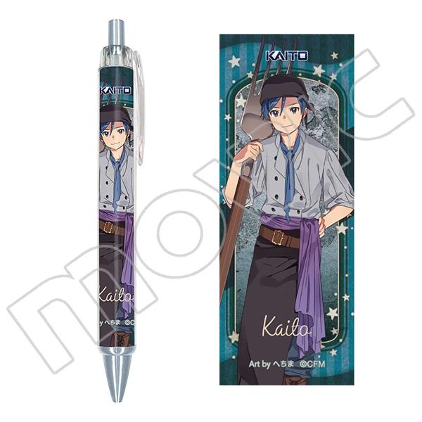 初音ミクシリーズ ボールペン へちま パイレーツ KAITO