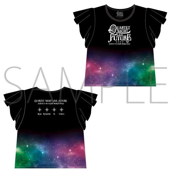 うたの☆プリンスさまっ♪ マジLOVEキングダム QUARTET NIGHT LIVE FUTURE 2018 Tシャツ(1種)【受注生産】