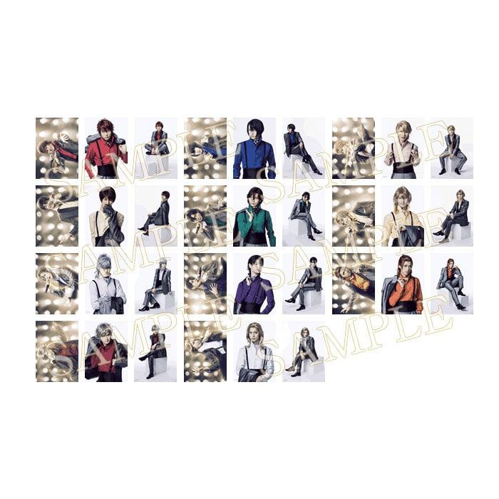 舞台「劇団シャイニング from うたの☆プリンスさまっ♪ 『SHINING REVUE』 トレーディングブロマイド