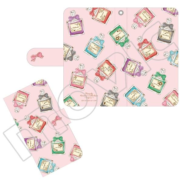 オトメイト オトメイトヒロインコレクションPerfume 手帳型スマホケース