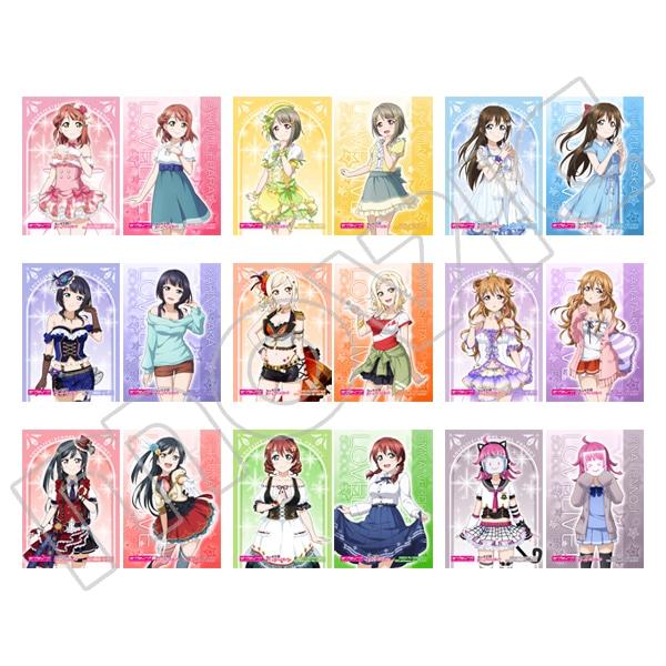 ラブライブ!虹ヶ咲学園スクールアイドル同好会 ブロマイドコレクション 虹ヶ咲