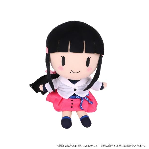 ラブライブ!サンシャイン!!The School Idol Movie Over the Rainbow ぬいぐるみ 黒澤ダイヤ 劇場版衣装