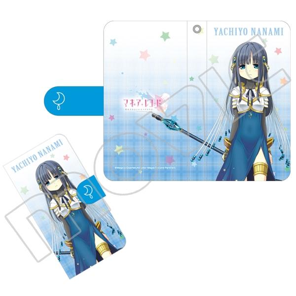 マギアレコード 魔法少女まどか☆マギカ外伝 手帳型スマートフォンケース 七海やちよ