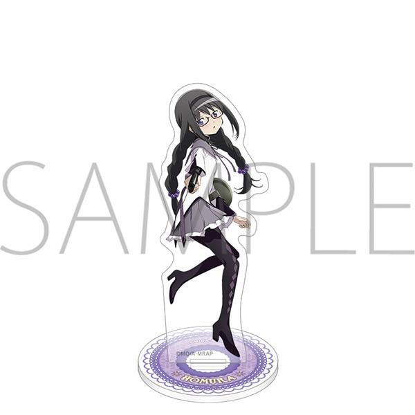 マギアレコード 魔法少女まどか☆マギカ外伝 アクリルスタンド 暁美ほむら