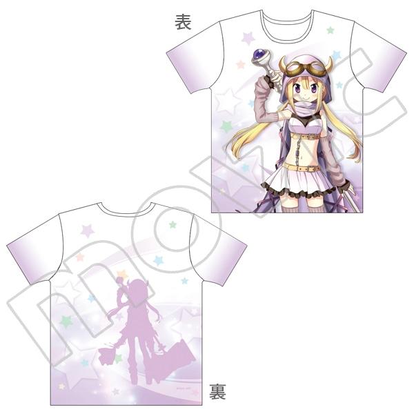 マギアレコード 魔法少女まどか☆マギカ外伝 フルグラフィックTシャツ 深月フェリシア