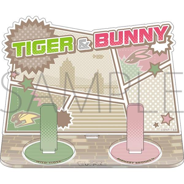 TIGER & BUNNY PUPPELA(パペラ)のおともだちスタンド