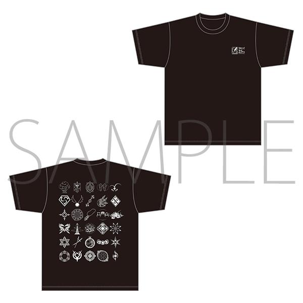 テイルズ オブ シリーズ 25周年記念Tシャツ