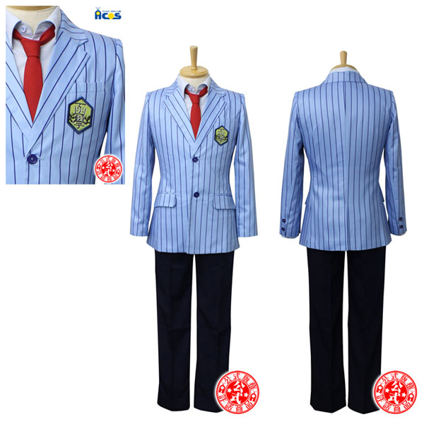 弱虫ペダル 箱根学園高校制服(男子冬服)