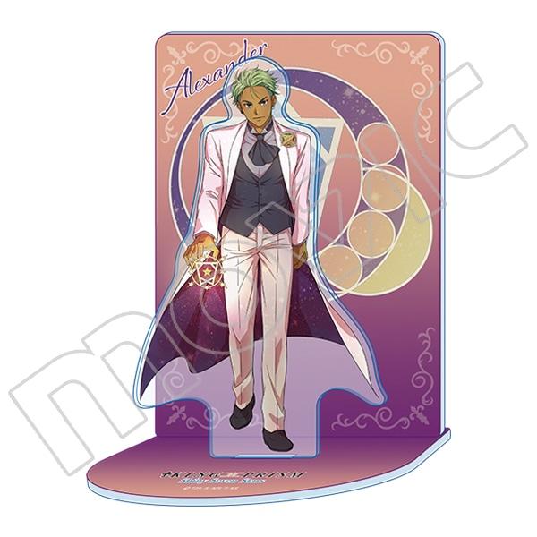 KING OF PRISM -Shiny Seven Stars- アクリルジオラマ 大和アレクサンダー