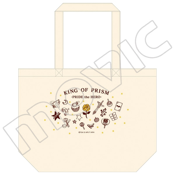 KING OF PRISM -PRIDE the HERO- トートバッグ