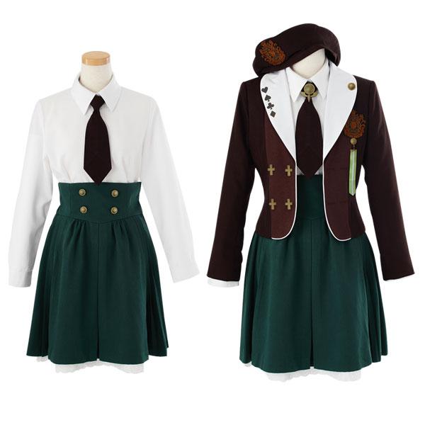 AMNESIA World 茗荷高校制服(女子)S