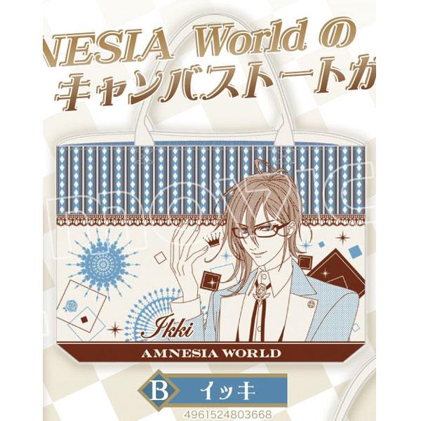 AMNESIA World キャンバストート/イッキ