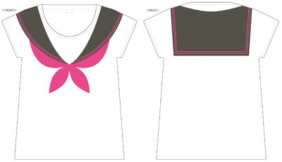BROTHERS CONFLICT Tシャツ(絵麻)