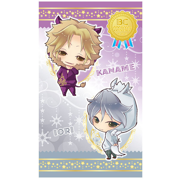 BROTHERS CONFLICT ミニ封筒 要&祈織