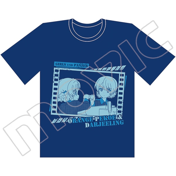 ガールズ&パンツァー最終章 1回戦突破Tシャツ XLサイズ 聖グロリアーナ女学院