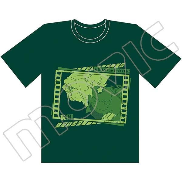 ガールズ&パンツァー最終章 1回戦突破Tシャツ Lサイズ サンダース大学付属高校