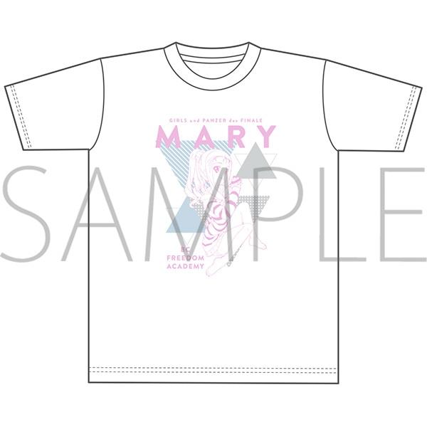 ガールズ&パンツァー最終章 オーバーサイズTシャツ マリー