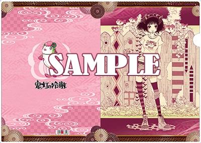 鬼灯の冷徹 クリアファイル/Bピーチ・マキ