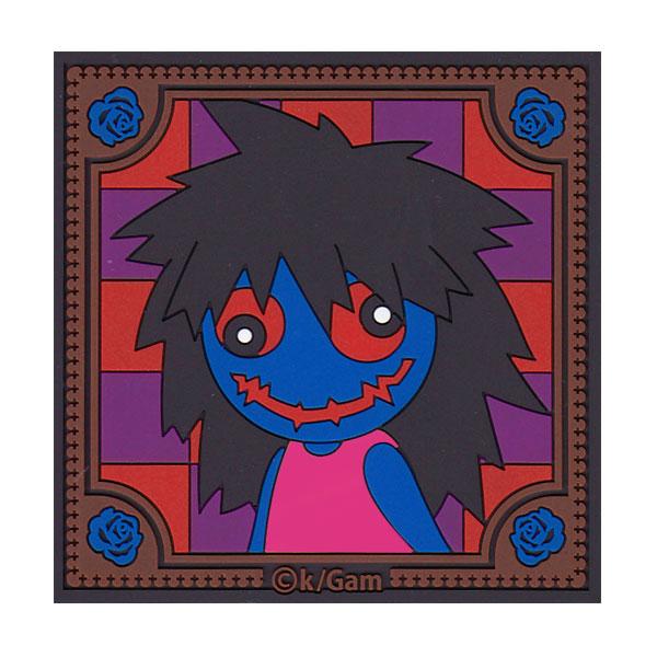 Ib ラバーコースター A:青い人形