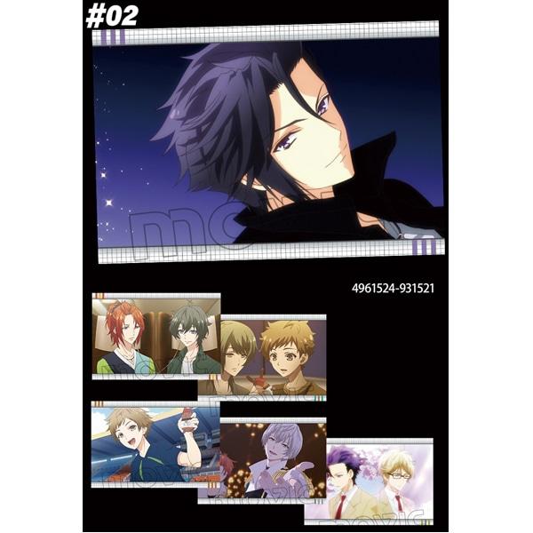 ツキウタ。 THE ANIMATION ポストカードセット #02