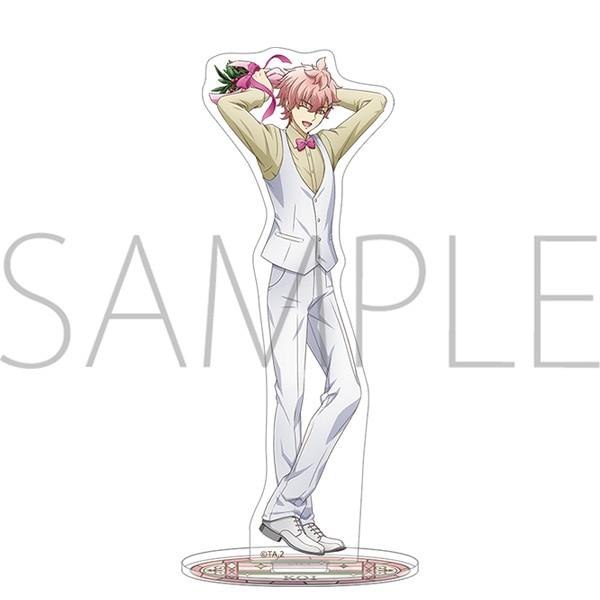 ツキウタ。 THE ANIMATION 2 アクリルスタンド 如月恋(花スーツ)