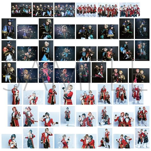 ツキステ。第9幕『しあわせあわせ』 トレーディングブロマイド(ステージ衣装Ver.ランダム6枚セット) 全54種