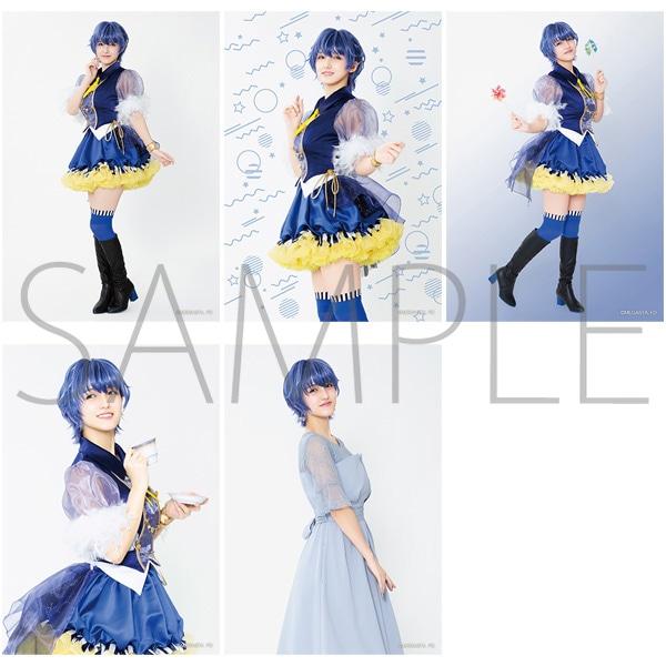 2.5次元ダンスライブ「ツキウタ。」ステージ Girl's Side MEGASTA. 『FIRST DREAM -あなたとみるはじめてのゆめ-』 【H】ブロマイドセット(5枚セット) 姫川瑞希