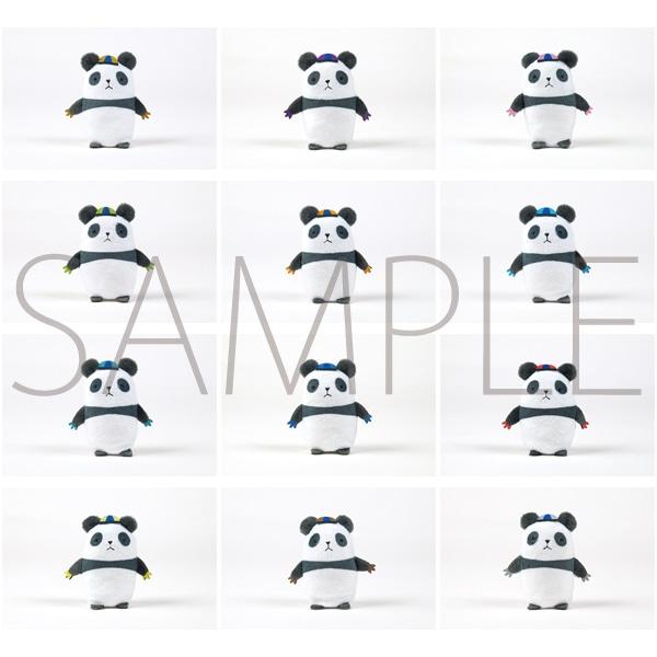 「ツキステ。」第10幕『月歌奇譚 太極伝奇』 パペラ・フィンガーマスコットコレクション 笹熊