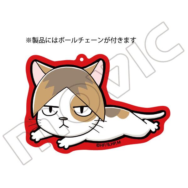 ハイキュー!! アクリルキーホルダー/孤爪ネコ