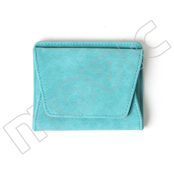 ぶたた 合皮製ミニ財布