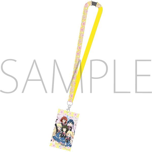劇場版「きんいろモザイクThank you!!」 限定チケットホルダー付きムビチケカード第2弾
