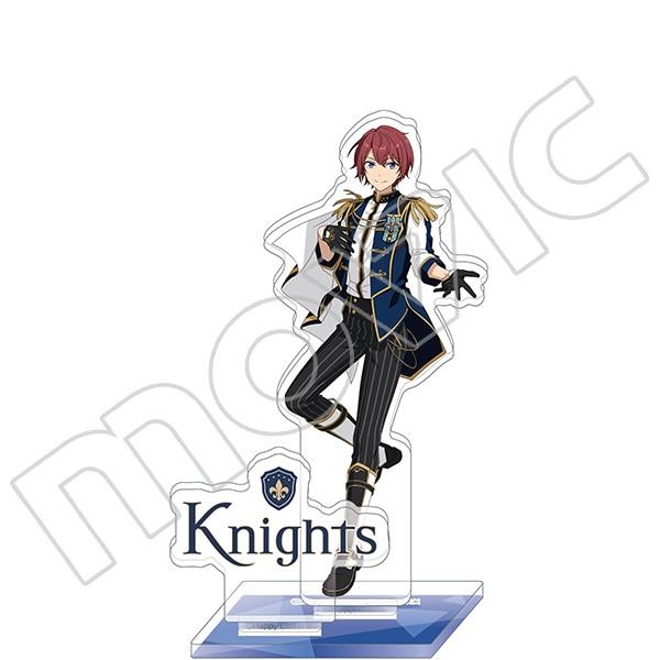 【再販】あんさんぶるスターズ!! アクリルスタンド Knights 朱桜司
