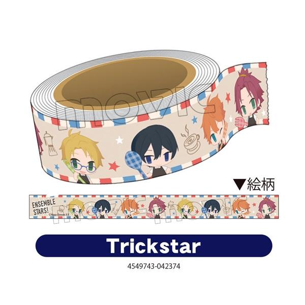 あんさんぶるスターズ! マスキングテープ Trickstar